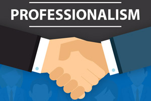 Professionalism in the Workplace | Accredited Training Course