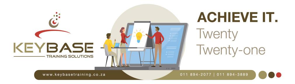 2021 training courses | Achieve It